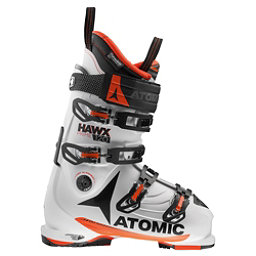 Atomic Hawx Prime 120 Ski Boots, White-Orange, 256