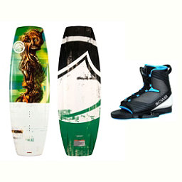 Liquid Force RDX Wakeboard With Optima 2 Bindings 2017, 138cm, 256