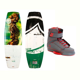 Liquid Force RDX Wakeboard With Odyssey Bindings 2017, 138cm, 256