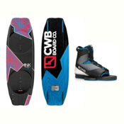 CWB Kink Wakeboard With Optima Bindings 2017, , medium