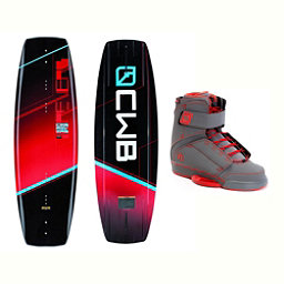 CWB Reverb Demo Wakeboard With Odyssey Bindings 2017, , 256