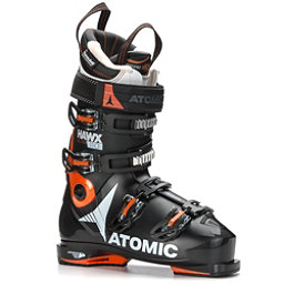 Atomic Hawx Ultra 110 Ski Boots 2018, Black-Orange, 256