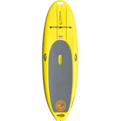 Imagine Surf Surfer 9' Recreational Stand Up Paddleboard 2017, Yellow, medium