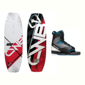 CWB Pure Demo Wakeboard With Optima Bindings 2017, , medium