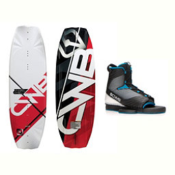 CWB Pure Demo Wakeboard With Optima Bindings 2017, , 256