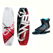 CWB Pure Demo 2 Wakeboard With Optima Bindings 2017, , medium