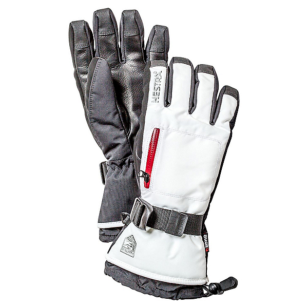 Hestra Czone Pointer Gloves, Ivory, 600