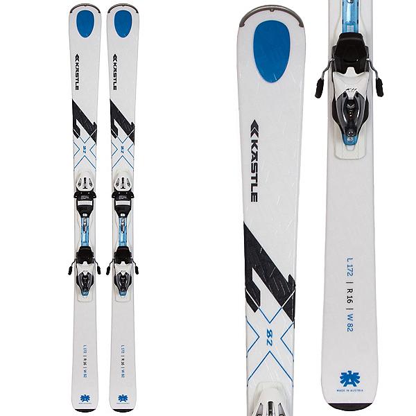 KASTLE LX 82 Skis with K11 CTI Bindings, , 600