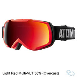Atomic Revel ML Goggles 2017, Red-Red Multilayer, 256