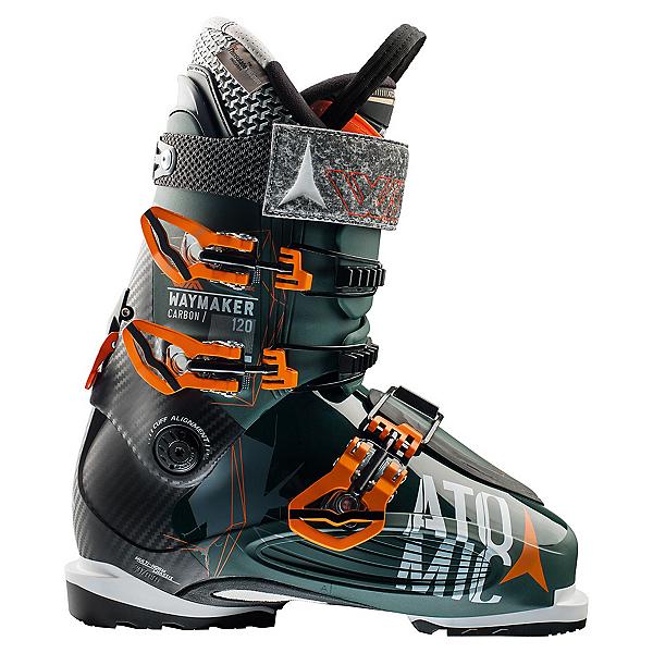 Atomic Waymaker Carbon 120 Ski Boots, , 600