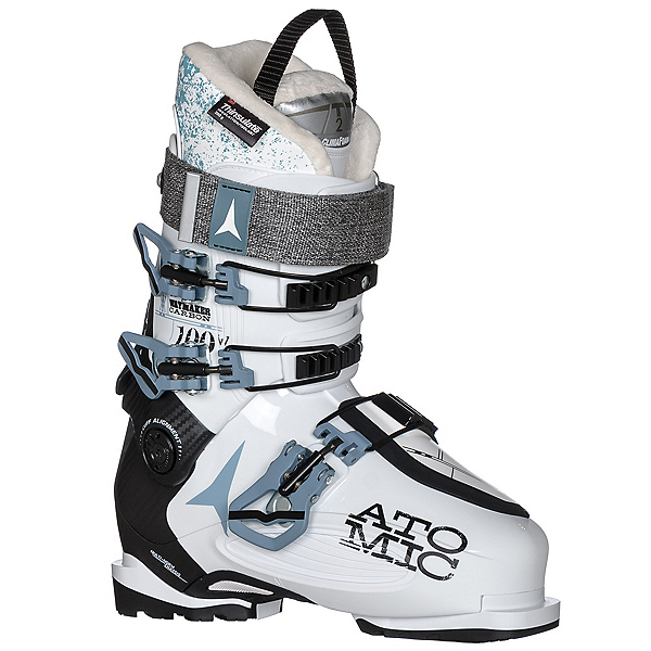 Atomic Waymaker Carbon 100 W Womens Ski Boots 2017, , 600