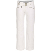 Bogner Frida T Long Womens Ski Pants, Off White, medium