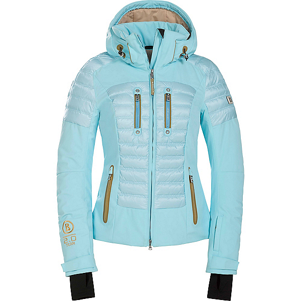 Bogner Nica Down T Womens Insulated Ski Jacket, , 600