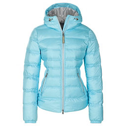 Bogner Kiki Down 16 Womens Insulated Ski Jacket, Ibiza Blue, 256