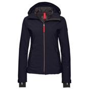 Bogner Fire + Ice Elara 16 Womens Insulated Ski Jacket, Navy, medium