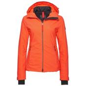 Bogner Fire + Ice Elara 16 Womens Insulated Ski Jacket, Flame, medium