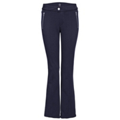 Bogner Fire + Ice Jet 16 Womens Ski Pants, Navy-Silver, medium