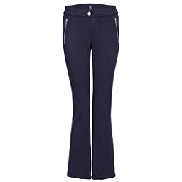 Bogner Fire + Ice Jet 16 Womens Ski Pants, Navy-Silver, 256