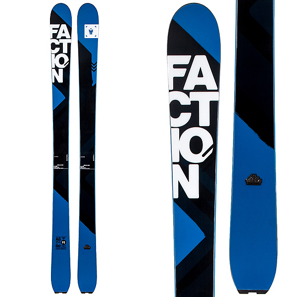 Faction Agent 90 Skis, , 600
