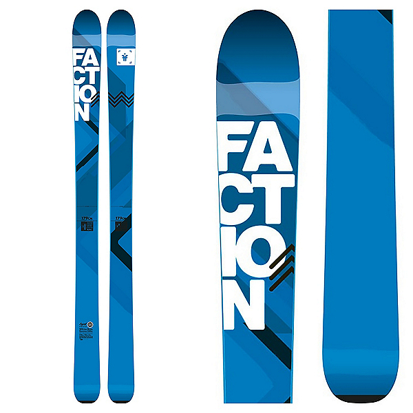 Faction Agent 90 Skis 2017, , 600