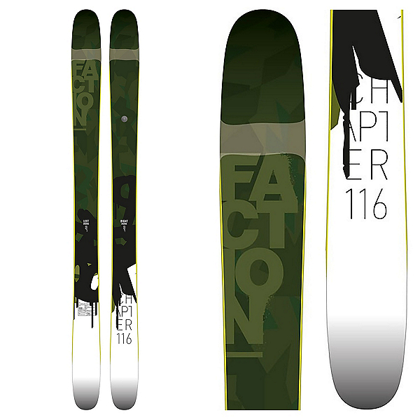 Faction Chapter 116 Skis, , 600