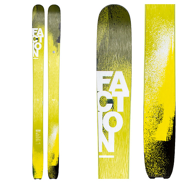 Faction Eleven5 Skis, , 600