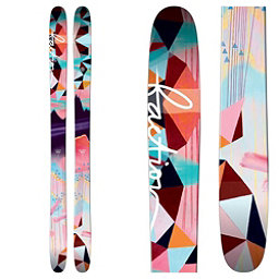 Faction Heroine Womens Skis, , 256