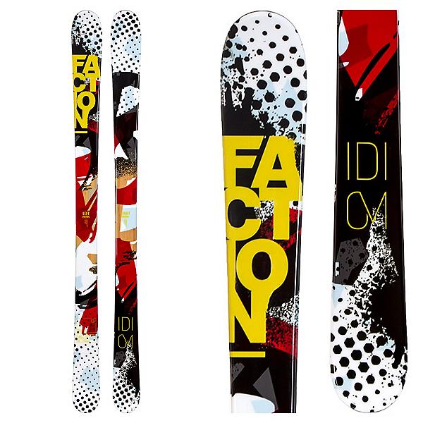 Faction Idiom Jr. Kids Skis, , 600