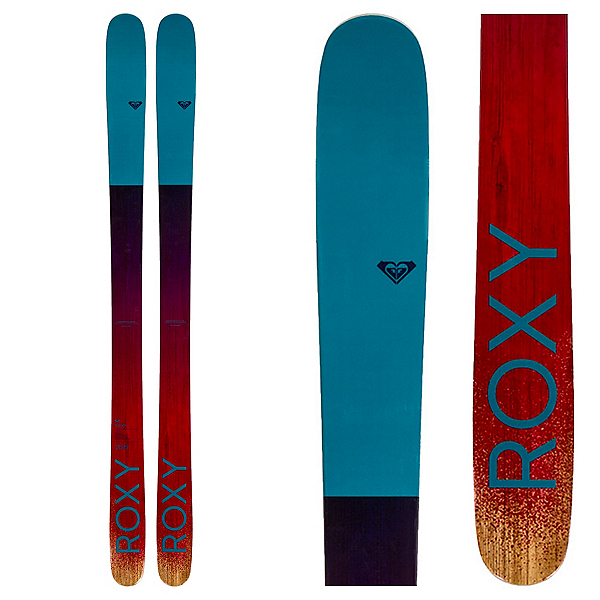 Roxy Shima 90 S Womens Skis, , 600