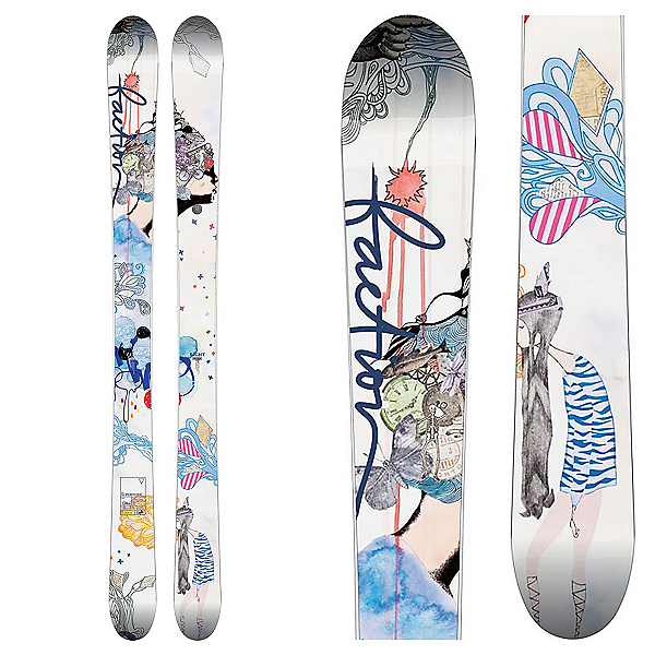 Faction Supertonic Womens Skis, , 600