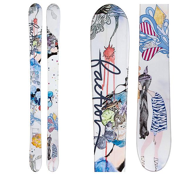 Faction Supertonic S Womens Skis, , 600