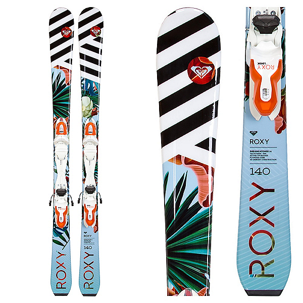 Roxy Dreamcatcher 75 Womens Skis with Xpress 7 Bindings, , 600
