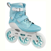 Powerslide Swell 125 Womens Inline Skates 2017, Aqua, medium