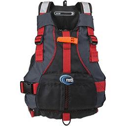 MTI BOB Kids Kayak Life Jacket 2017, Black-Red, 256