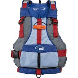 MTI BOB Kids Kayak Life Jacket 2017, Blue-Gray, 256
