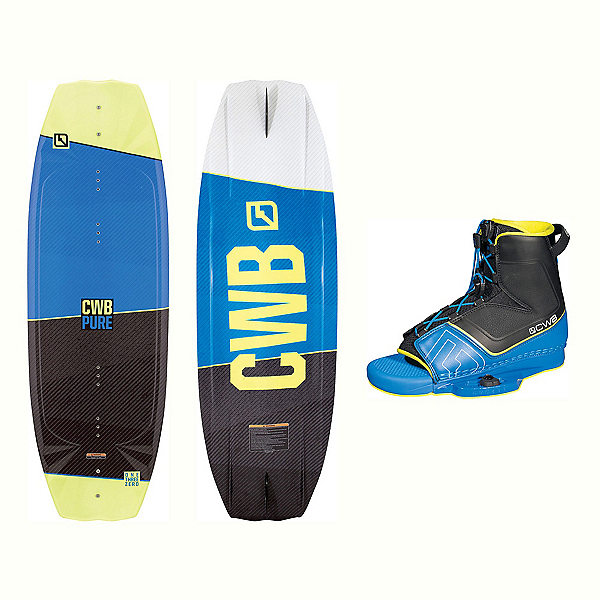 CWB Pure Wakeboard With Venza Bindings 2017, , 600