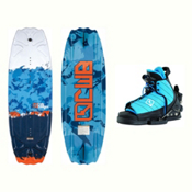 CWB Charger Kids Wakeboard With Tyke Bindings 2017, , medium