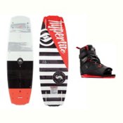 Hyperlite Franchise Wakeboard With Focus Bindings 2017, , medium