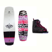 Hyperlite Maiden Womens Wakeboard With Jinx Bindings 2017, , medium