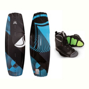 Liquid Force Classic Wakeboard With Transit Bindings 2017, , medium