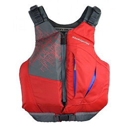 Stohlquist Escape Adult Kayak Life Jacket 2017, Red, 256