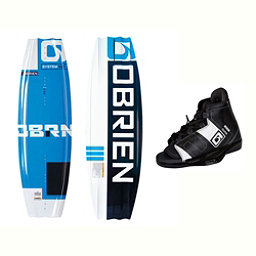 O'Brien System Wakeboard With Clutch Bindings 2017, 140cm, 256