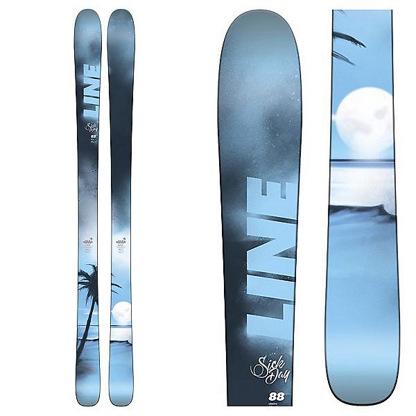 Line Sick Day 88 Skis 2018, , 600