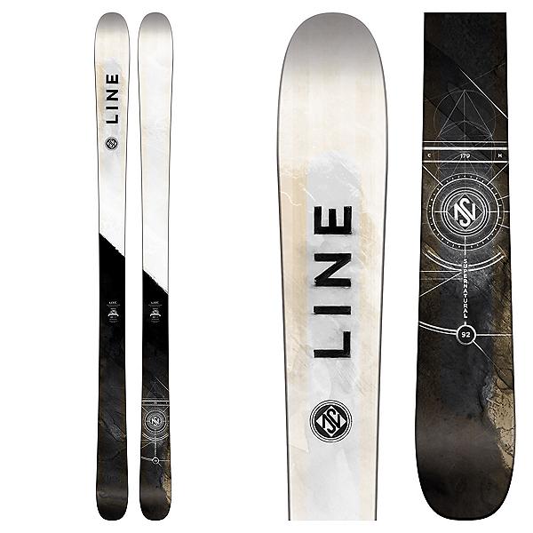 Line Supernatural 92 Skis 2018, , 600