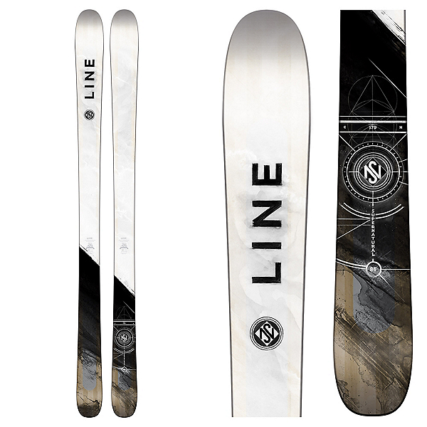 Line Supernatural 86 Skis 2018, , 600