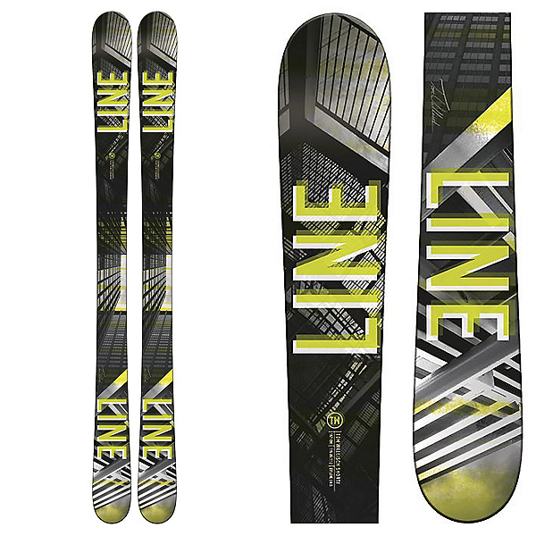 Line Tom Wallisch Shorty Kids Skis 2018, , 600