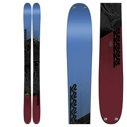 K2 Poacher Skis 2018, , 256