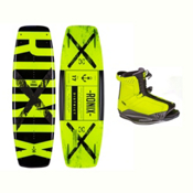 Ronix District Wakeboard With District Bindings 2017, , medium