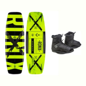 Ronix District Wakeboard With Divide Bindings 2017, , medium