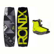 Ronix Vault Wakeboard With District Bindings 2017, , medium